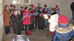 Vierter Advent Samstag, Kirchenchor