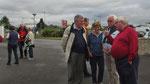 Samstag: Pau, Abfahrt vom Hotel (2 von 2)