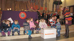 Zweiter Adventsonntag, in dem Paket ist Brief von Thijs aus den Niederlanden