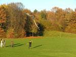 Der längste Drachen der Welt oder wenigstens im Ostpark