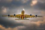 Short Final A380
