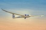 Glider in the Sun