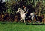 ... Christine und Abel sind schneller