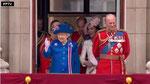 Sogar Queen Mum zeigte sich begeistert im Island Trikot