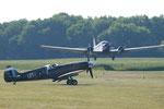 Spitfire and Ju52