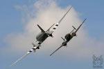 C-47 Dakota und Beech 18