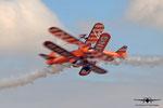 Breitling Wingwalkers with Boeing Stearman