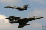 2x Dassault Super Etendard Modernise