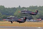 2x Aero L-29 Delfin