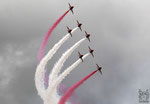 Red Arrows BAe Haek T1/T1As