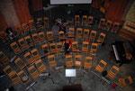 Benefizkonzert für die Berliner Tafel, Heiligkreuz-Kirche, Oktober 2008