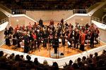 Philharmonie, Kammermusiksaal, März 2009