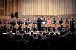"""Konzert und Uraufführung (""""Luftspiel"""" von S. Stelzenbach), RBB-Sendesaal, Mai 2015"""