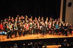 Max-Taut-Aula, 2 Orchester!100 Frauen! März 2012