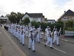 Schützenfest Bürvenich 2014