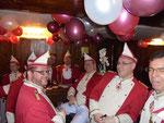 Damensitzung Niederkassel-Mondorf mit der Prinzengarde