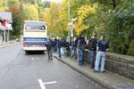 TC-Tour 2012 Busfahrt nach Monschau