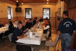 TC-Tour 2012 Frühstück