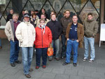 TC-Tour nach Köln 2010 (Führung Dom/Schokoladenmuseum)