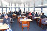 TC-Tour 2012 Schifffahrt auf dem Rursee