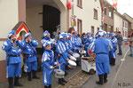 Karnevalszug Bürvenich
