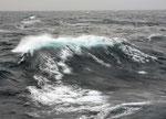 Viel Wind vor Schottland