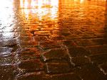 Wasser fängt Licht
