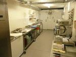 Kurslokal: Küche Hotel Kreuz