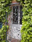 """Märchenhafter Eingang zur Wohnung """"Simone"""""""