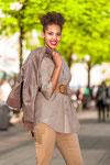 Fashion-Shooting // Ort: Hannover City // Fotograf: Daniel Schönemann // Model: Ama Joy // Mu & H: ich