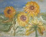 Stilleben - Sonnenblumen - still life - sunflowers