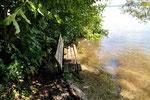 Hochwasser am Starnberger See