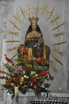 Gnadenstatue Wallfahrtskirche Mariä Himmelfahrt Aufkirchen