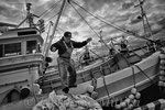 Pescatore, porto di Soma