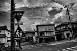 "Odaka city, Fukushima ""No-Go Zone"", Giappone"