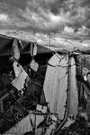 Matsukawaura, mercato del pesce del porto di Soma devastato dallo tsunami, Soma