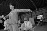 Controllo della radioattività sui cittadini, Minamisoma, Giappone
