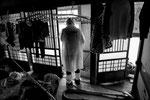 """Alla ricerca delle proprie memorie, Tomioka, Fukushima """"No-Go Zone"""", Giappone"""
