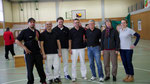 Mannschaft und Fans in Wendelstein