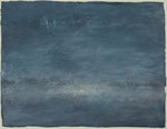 Stachliges / Acryl auf Gips, Filz / 106 x 136cm / 2016