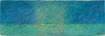 Flirt / Acryl auf Gips, Filz / 50 x 150cm / 2016