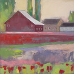 Red Barn 20x20 SOLD