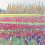 Tulips 20x20 $525 SOLD