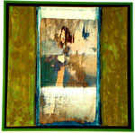Holz trifft Farbe 55x55, A+M, mR, verkauft