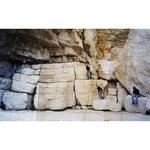 """""""analoges Klonbild I""""  / Auslandsstipendium an der Ecole des Beaux Arts de Marseille (F) Calangues, 1998"""