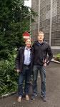 Markus Kaelin, Projekt- Leiter und ich