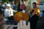 1er premio concurso de paellas (Gines)