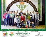 Clendario solidario 2013 Betis