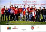 Calendario solidario 2012 Sevilla