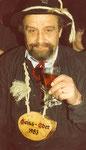 Geissober 1983: Walter Eberli